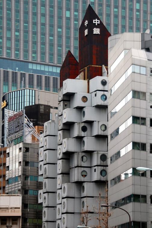 Tokio hotel kapsule