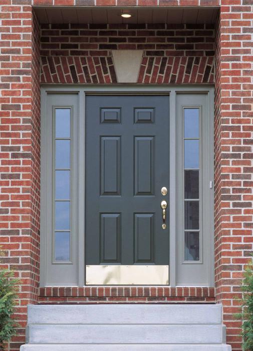 Čelicna ulazna vrata