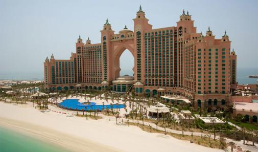 Dubai hotel Atlantis