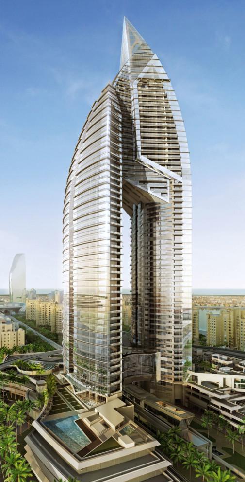 Dubai kula Tramp