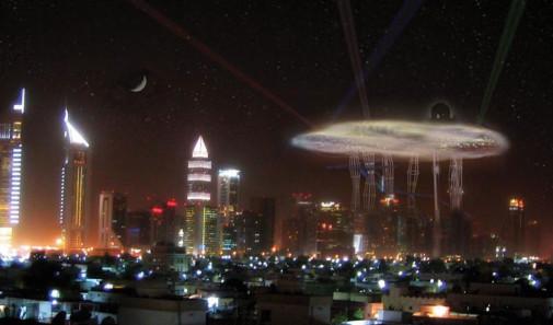 Dubai lebdeći hotel oblak