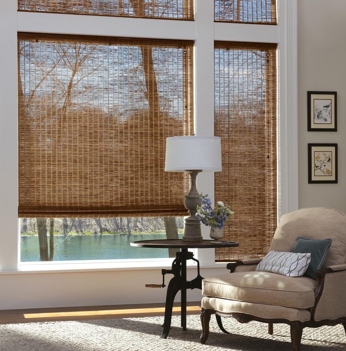 Ideje za ure enje prozora bravacasa magazin for Interior blinds and designs