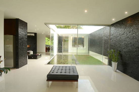 Enterijer moderne kuće