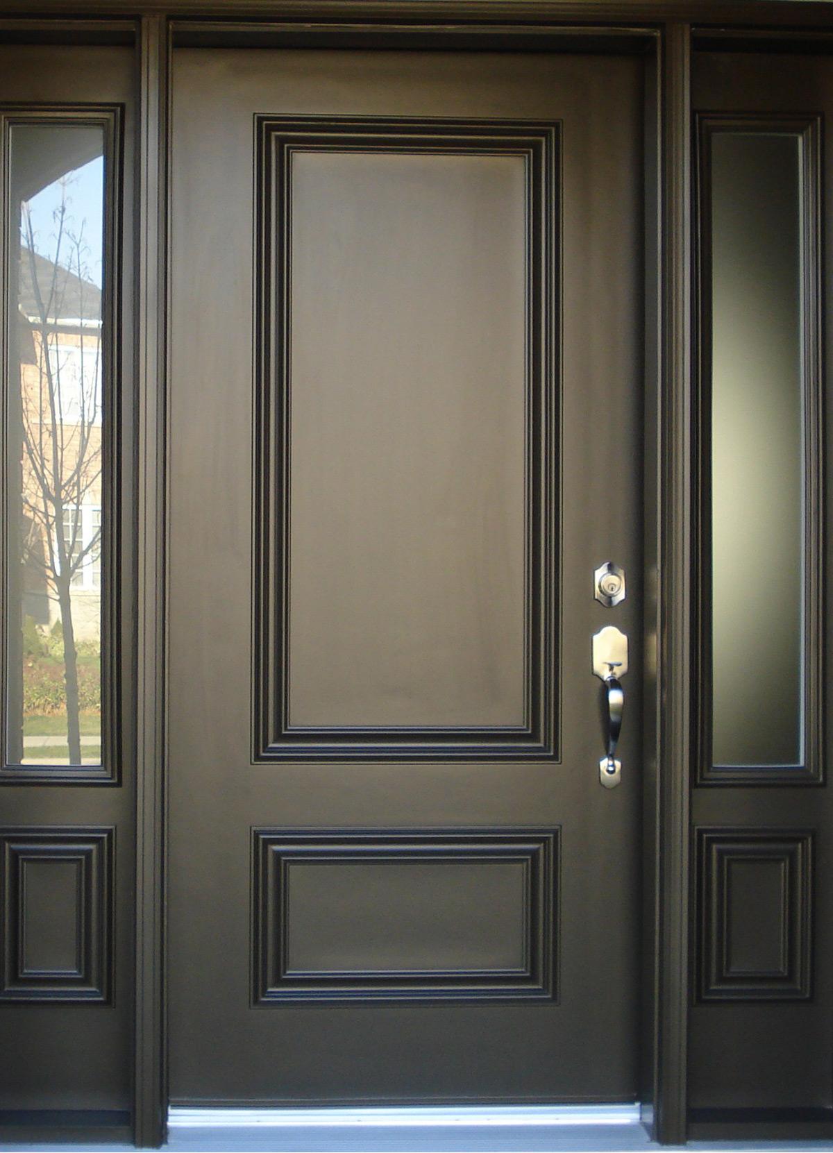 Ulazna vrata – čelik, fiberglas ili drvo | BravaCasa Magazin