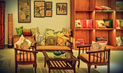 Uređenje stana - indijski stil