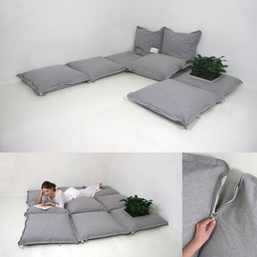 Jastuci kao pod