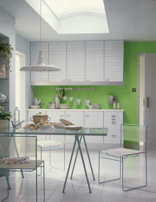 Kuhinjski elementi do plafona