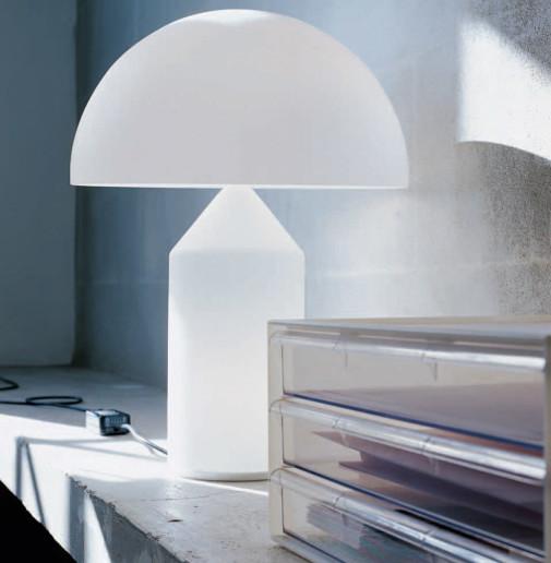 Lampa pečurka Olucea