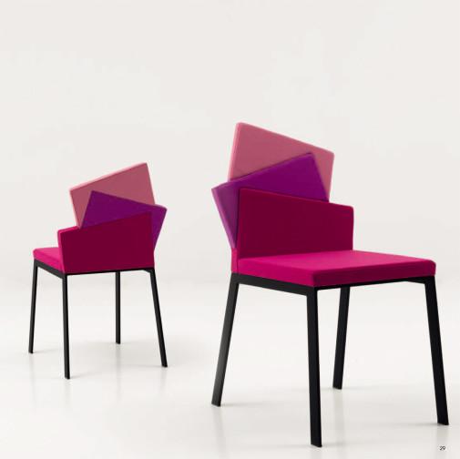 Ljubičasta stolica