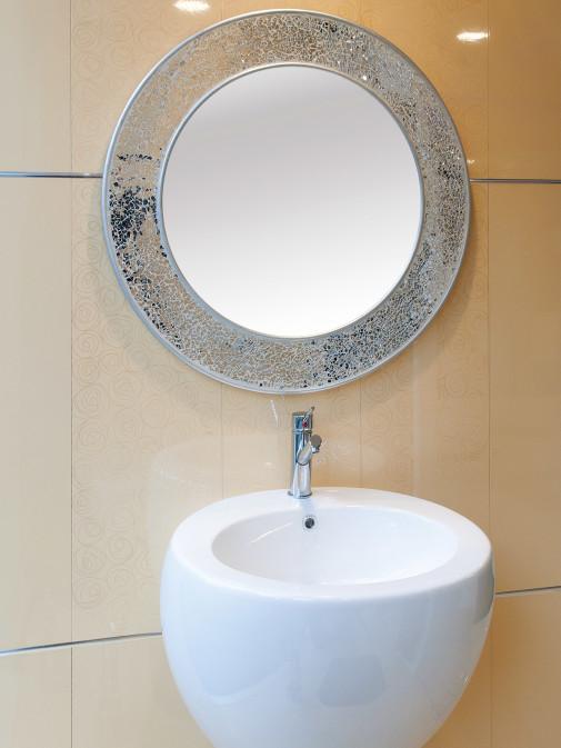Umivaonik i ogledalo