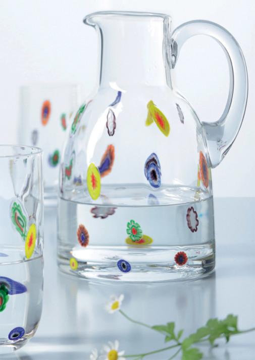 Millefiori čaše