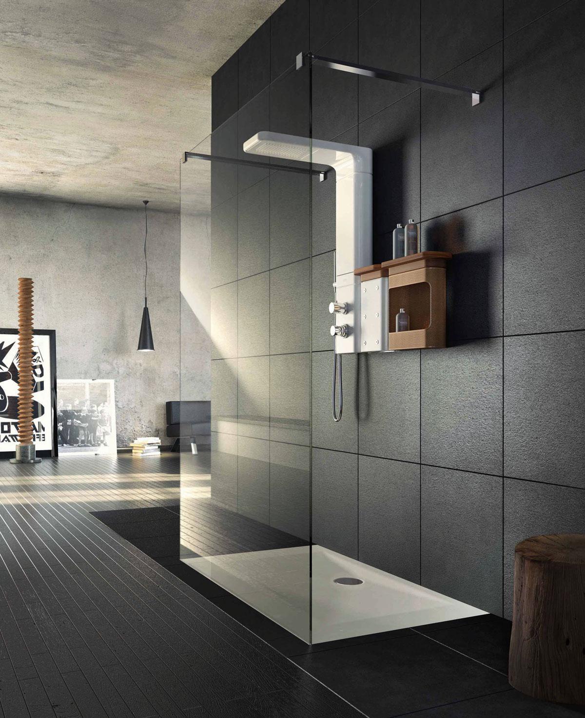 Moderne tuš kabine   BravaCasa Magazin