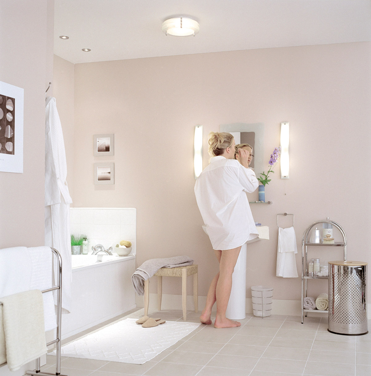 Vreme je za promene funkcionalno kupatilo bravacasa - Lichtplanung badezimmer ...