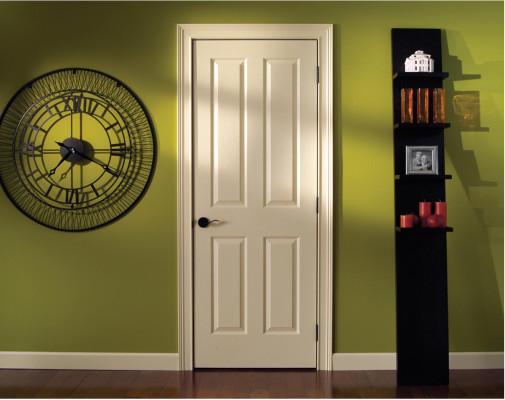 Oblikovana vrata