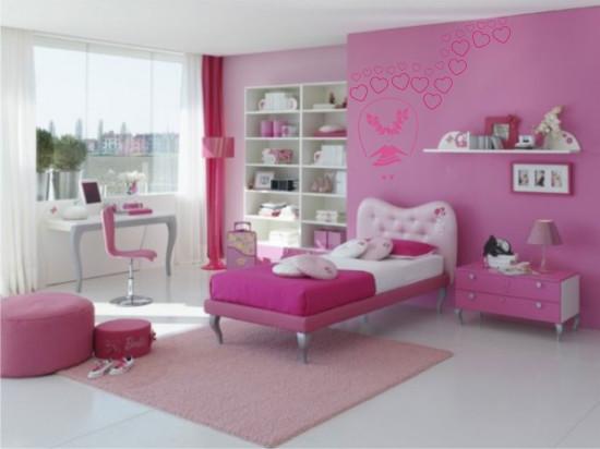 Soba u pink boji