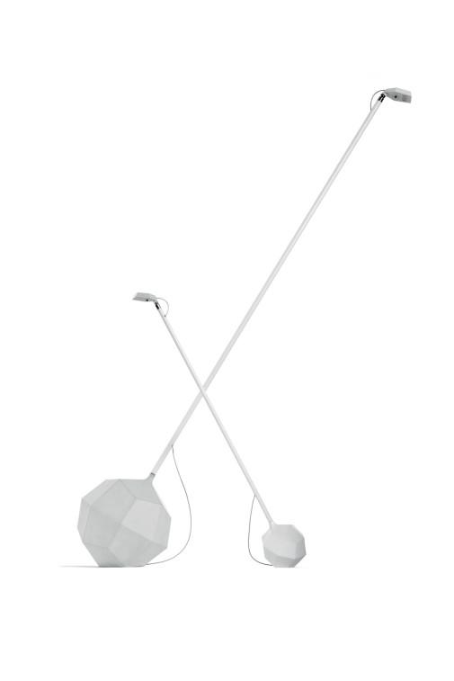 Podna i stona lampa Miyake