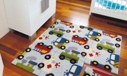 Dečji puzzle tepih