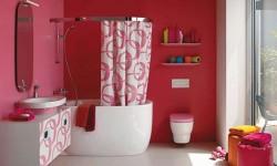 Roze kupatilo