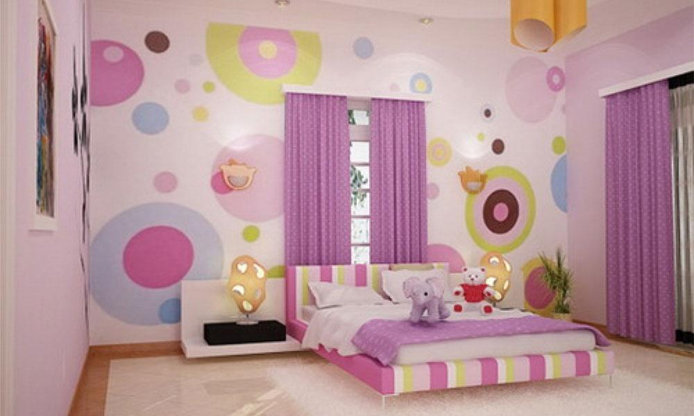 Soba u roze bojama
