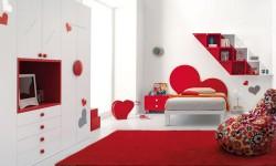 Spavaća soba srca