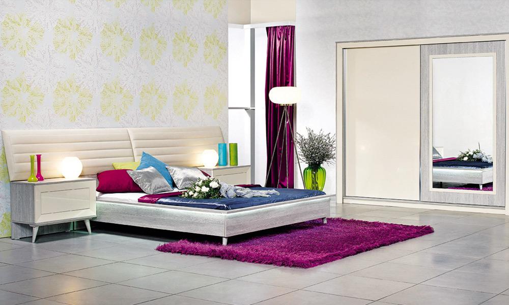 Tepih u spavacoj sobi