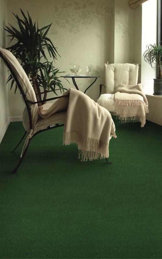 Zeleni tepison