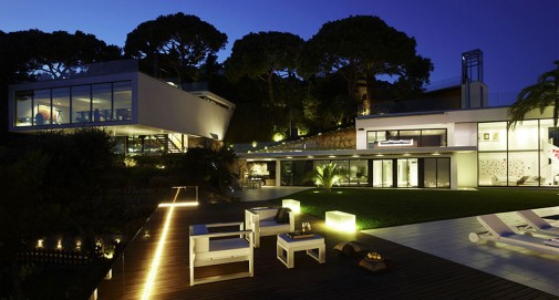 Rezidencija noću
