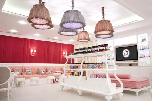 Hello Kitty Beauty spa Dubai