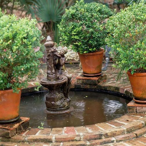 Baštenske fontane