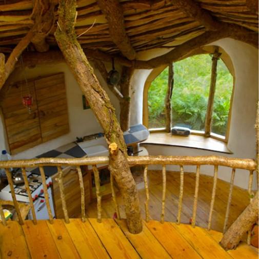 Hobbit kuća u Velsu