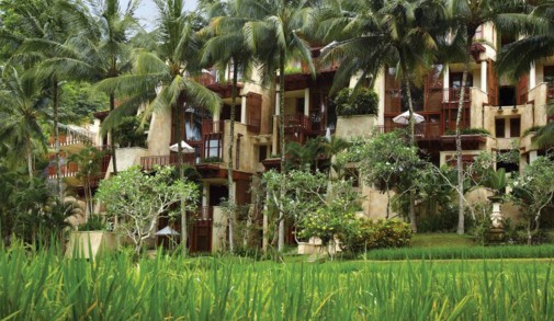 Resort na Baliju