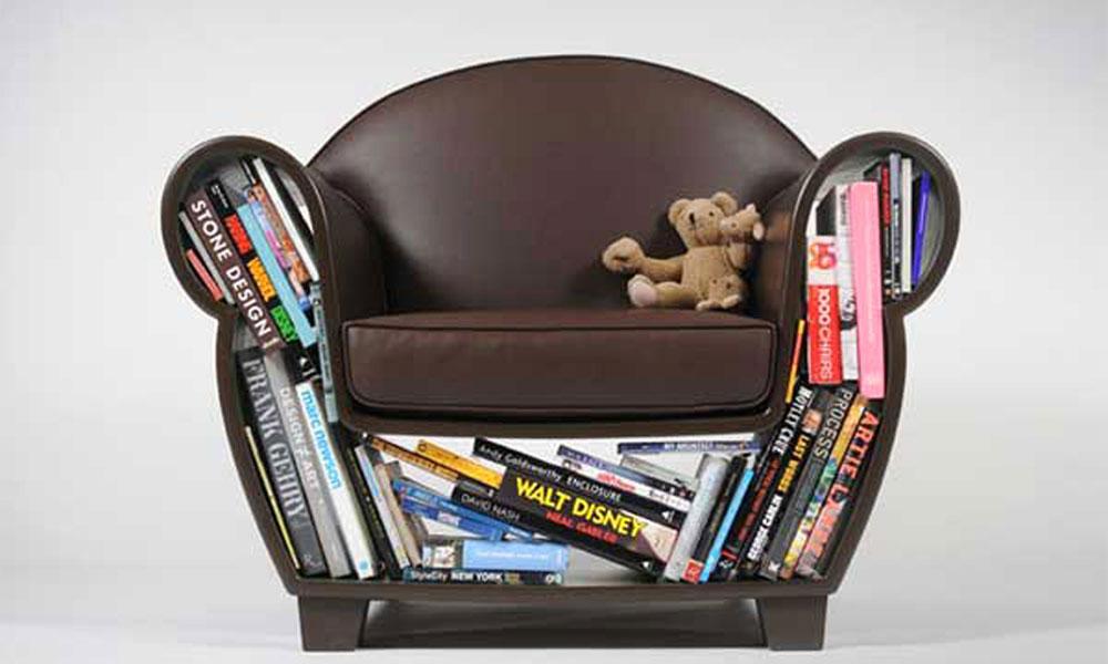 Kreativna fotelja