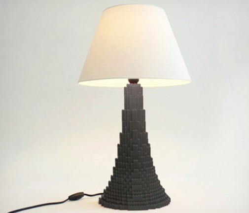 Siva Lego lampa