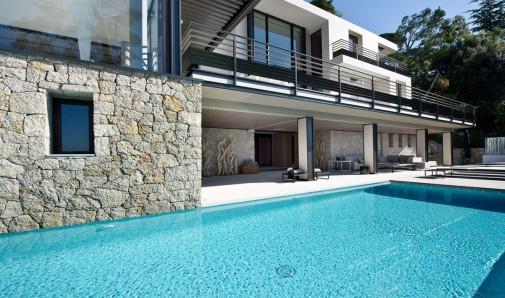 Bazen vile na Azurnoj obali