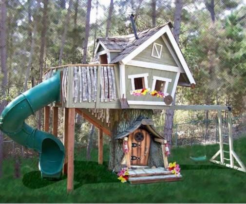 Zabavne igraonice u vašem dvorištu