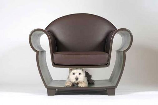 Kreativna fotelja i za kućne ljubimce