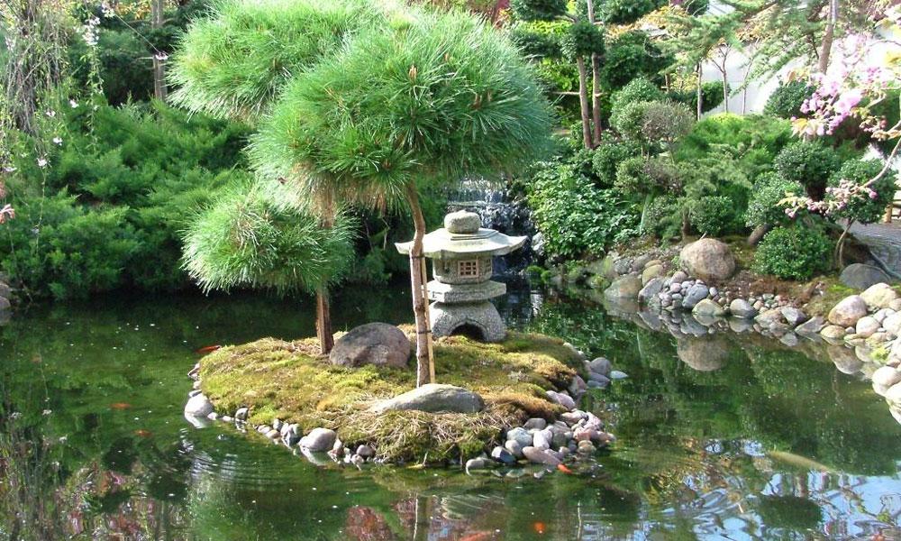 Azijska bašta