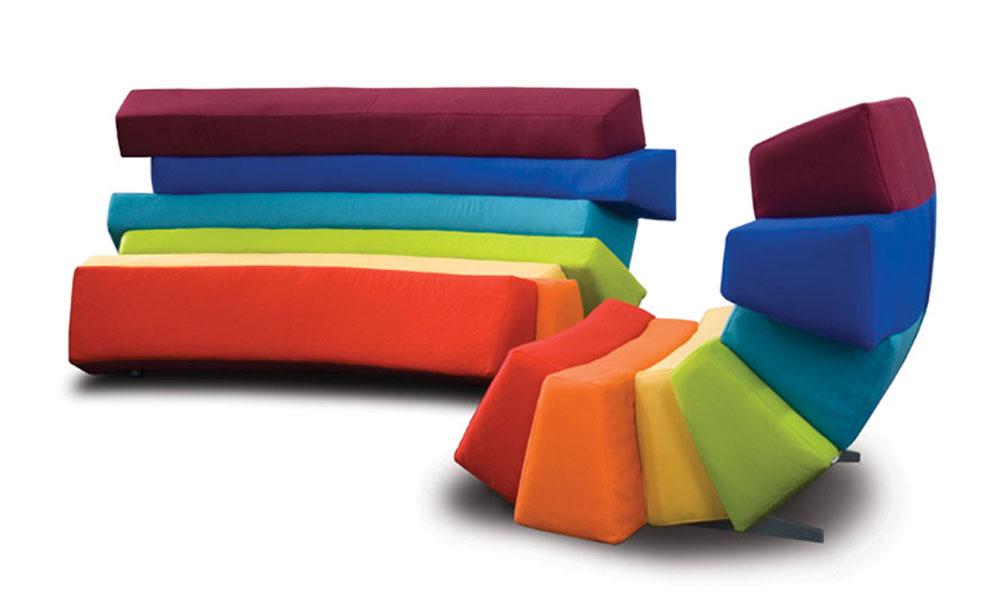 Iris sofa i fotelja
