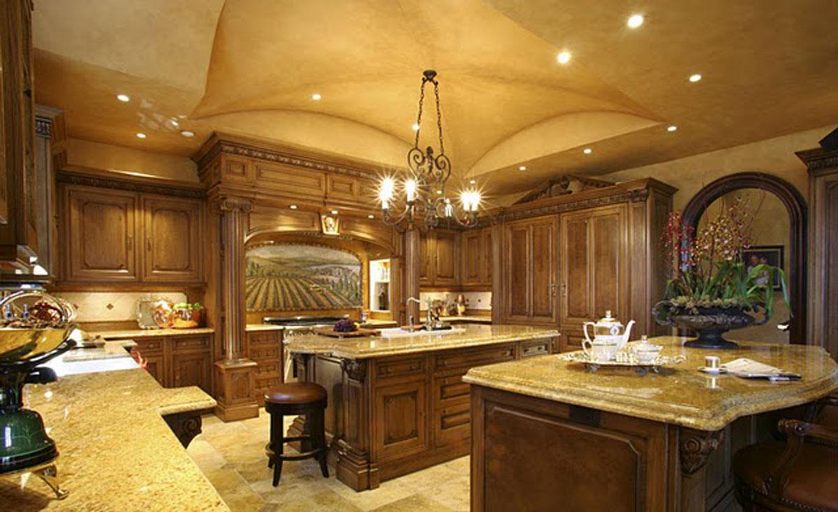 Luksuzne kuhinje od punog drveta bravacasa magazin - Clive christian kitchen cabinets ...