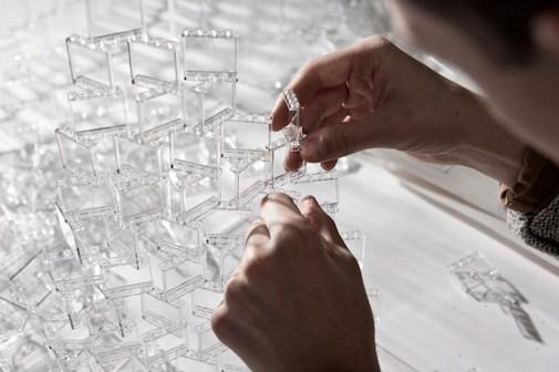 Luster od Lego kockica