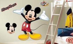 Mickey Mouse dečija soba