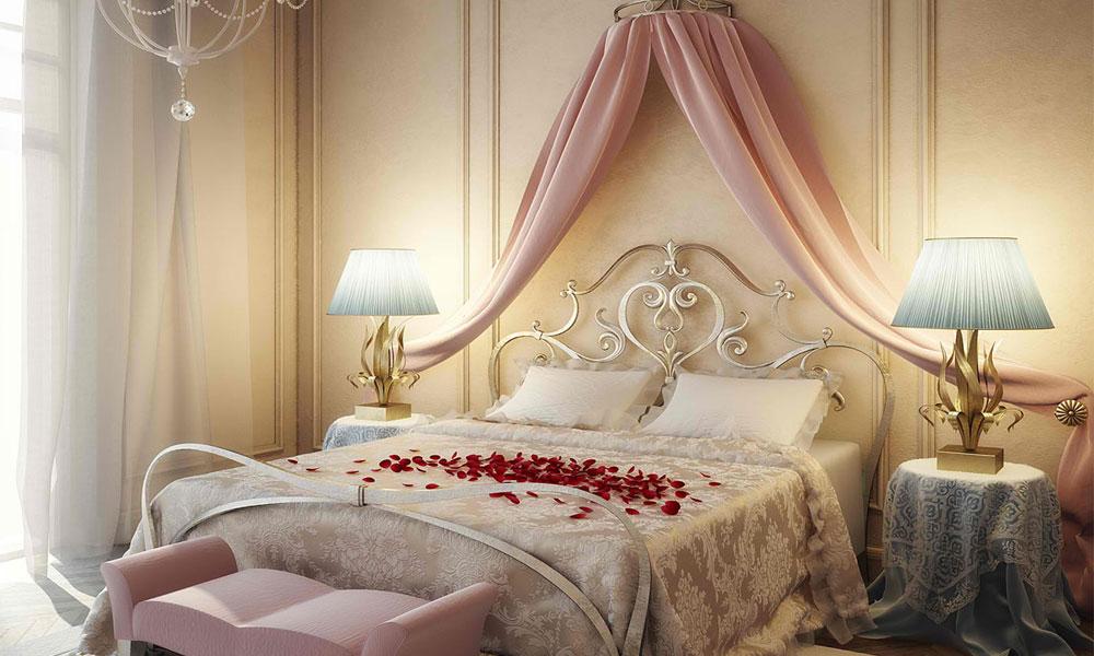 Romantične sobe