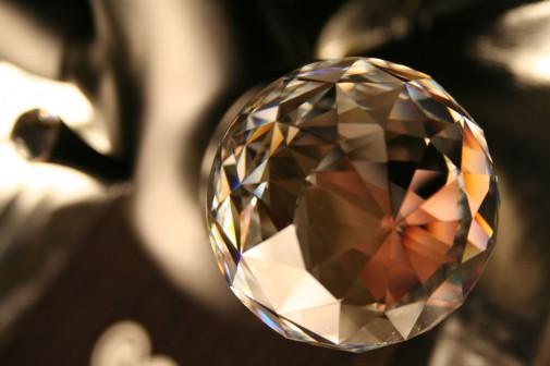 Slavina sa Swarovskim kristalom