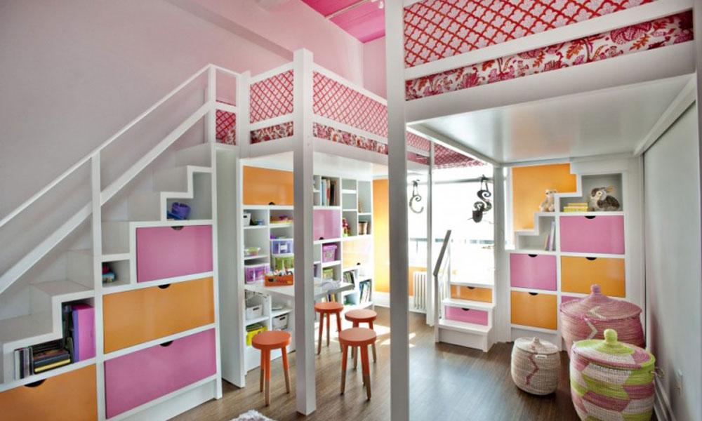 Soba za devojcice