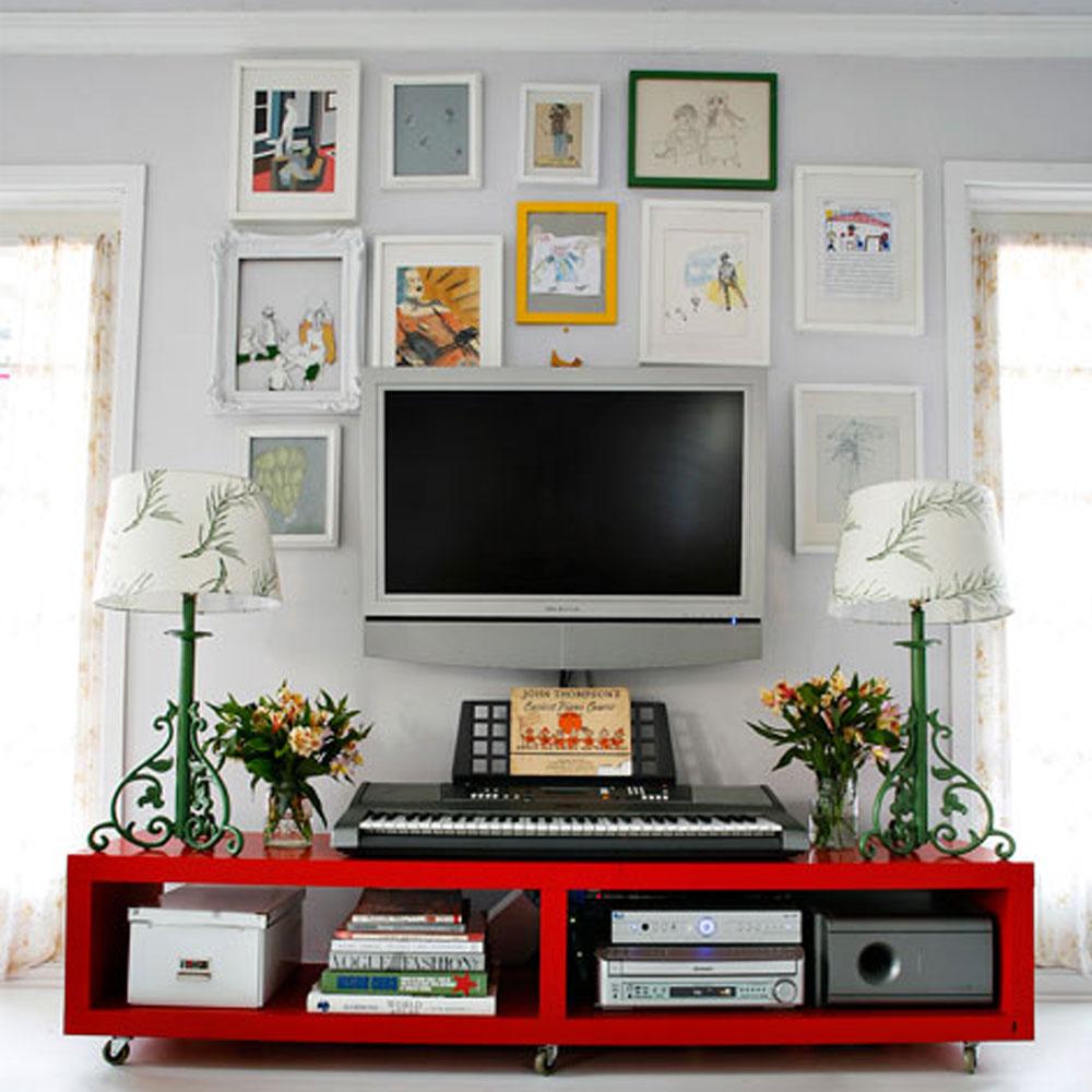 Kako da televizor savršeno uklopite sa enterijerom   BravaCasa Magazin