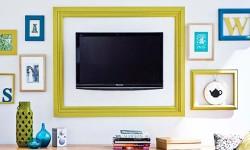 Televizor u dnevnom boravku