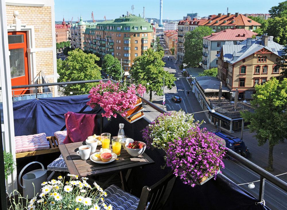 Sjajno uredena terasa kao kutak za odmor | BravaCasa Magazin