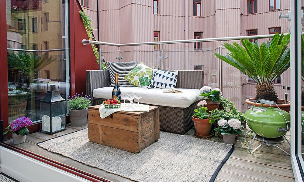 Terasa u Vašem stanu