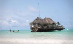 The Rock restoran u Zanzibaru