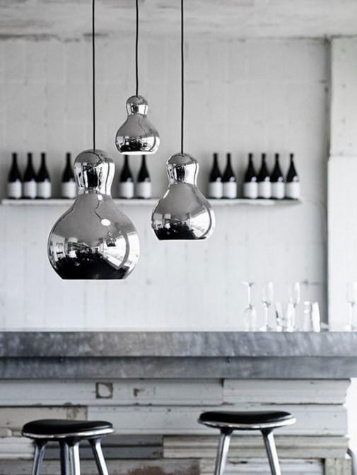 Trendi lampe
